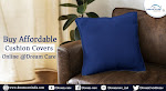 Buy Affordable Cushion Covers Online At Dream Care