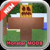 Monster Mods For MCPE