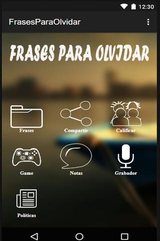 Frases Para Olvidar Frases Para Olvidar Un Amor By Floryapps