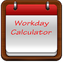 Workday Calculator icon