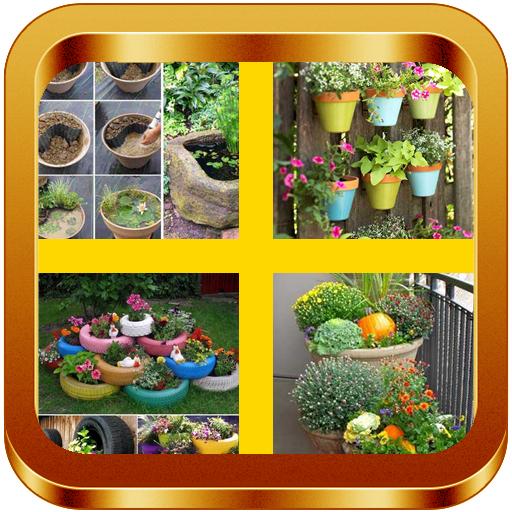 DIY Garden Ideas 生活 App LOGO-APP試玩