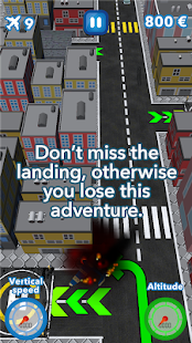 Fly and park : Free parking game Screenshot