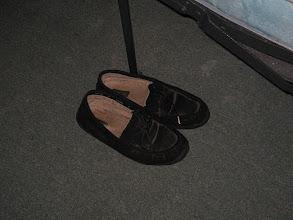 Photo: Folding Bed Foot Saver
