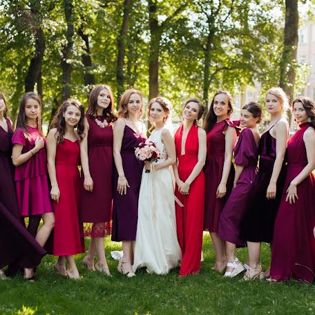 Hochzeitsfotograf Anastasiya Melnikovich (Melnikovich-A). Foto vom 10.03.2018