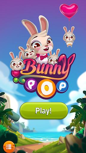 Bunny Pop  captures d'écran 1