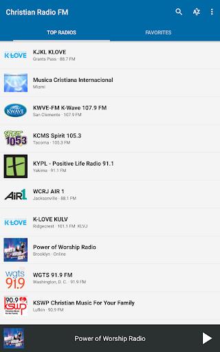 Christian Radio FM 6.1 screenshots 9