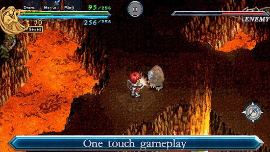 Ys Chronicles II Screenshot 12