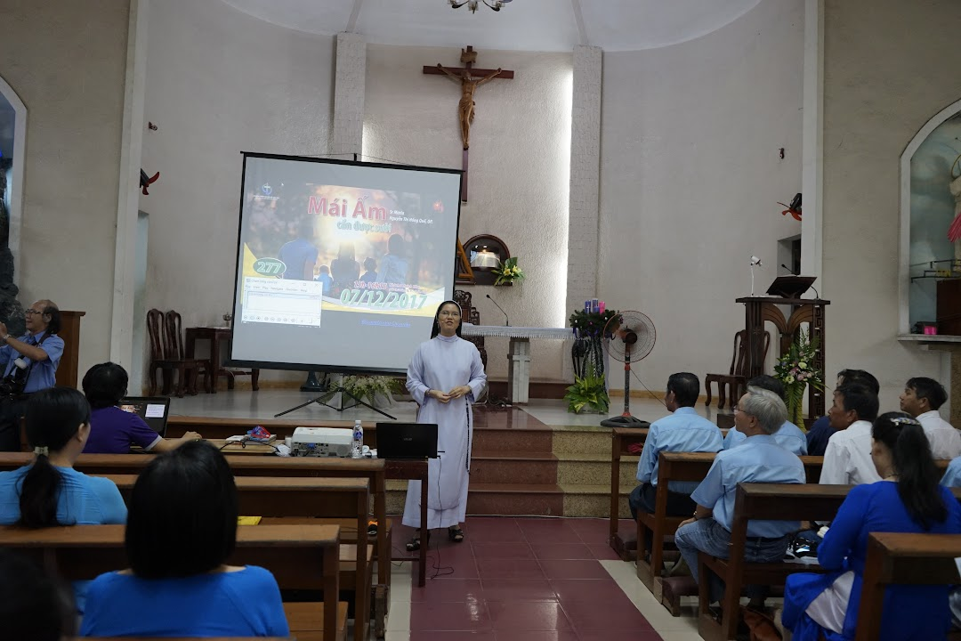 Hiệp Hội Thánh Mẫu Việt Nam : Mừng kính Đức Mẹ Vô Nhiễm Nguyên tội - Ảnh minh hoạ 4