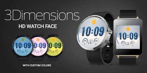 3D HD Watch Face