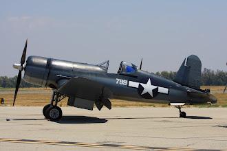 Photo: Chance Vought F4U-1 Corsair