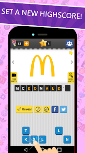 Logo Game: Guess Brand Quiz for PC-Windows 7,8,10 and Mac apk screenshot 13