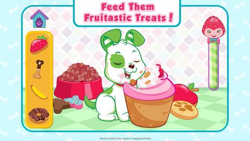 Strawberry Shortcake Puppy Palace android2mod screenshots 5