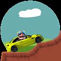 royale car hill climb icon