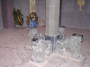 Photo: L'interieur de la chapelle