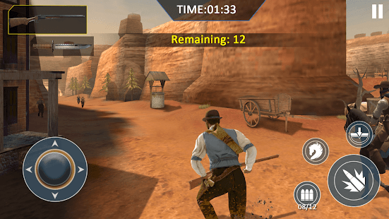 Cowboy Hunting: Gun Shooter Screenshot