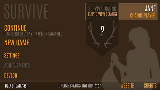 Télécharger Survive - Wilderness survival APK MOD (Astuce) screenshots 1