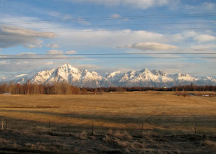 Photo: Palmer: Chugach Range