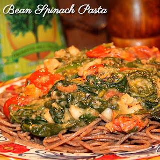 Mixed Greens Pasta