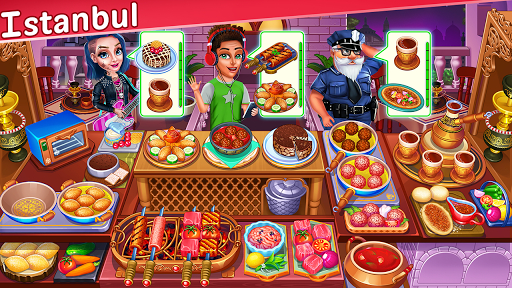 Cooking Express 2:  Chef Madness Fever Games Craze modavailable screenshots 2
