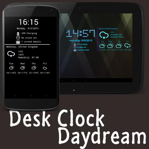 Desk Clock Daydream - Apps on Google Play