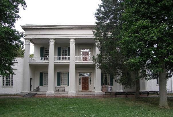 President Andrew Jackson's Home