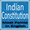 Indian Constitution Most Point icon