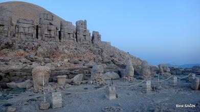 Photo: Nemrut Dağı Tümülüsü - (2.206 M.)  Karadut Köyü-Kahta-Adıyaman- 22.05.2016 Mezopotamya (Gaziantep-Şanlıurfa-Adıyaman Nemrut Dağı)  Etkinliği. - 19-20-21-22 Mayıs 2016