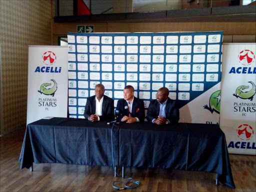 Platinum Stars FC announce the re-appointment of coach Cavan Johnson.