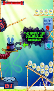 SpongeBob Marbles & Slides Screenshot