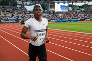 Caster Semenya of South Africa Croatia competes in the 800m Women of the IAAF Diamond League Meeting de Paris 2018 at the Stade Charlety on June 30, 2018 in Paris, France.