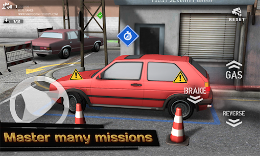 Backyard Parking 3D Apk  Download For Android 2