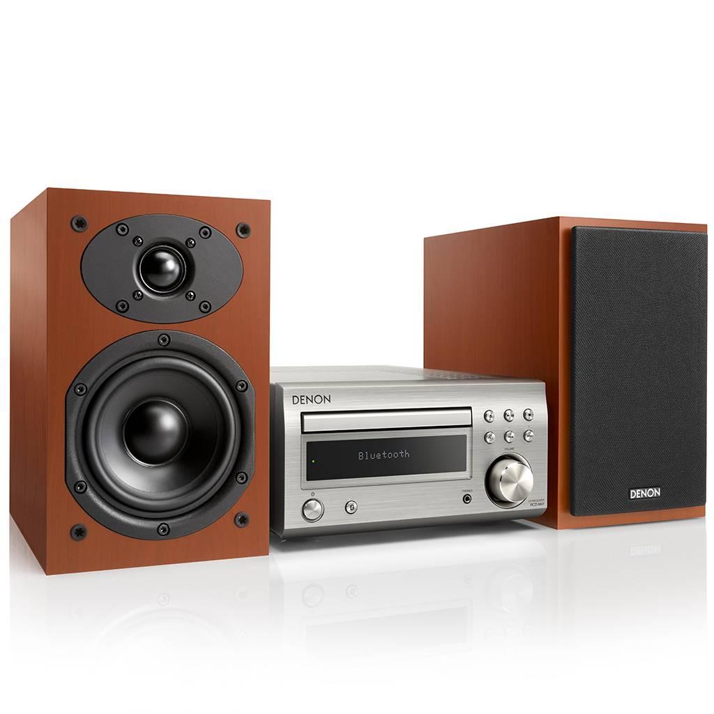 Dàn mini Denon nghe nhạc hay, giá rẻ tại HD Nam Khánh