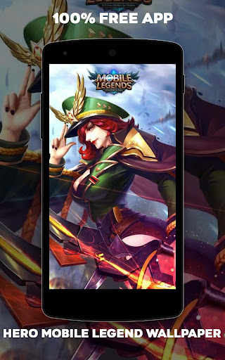 скачать Hero Mobile Legend Wallpaper Hd Google Play Apps