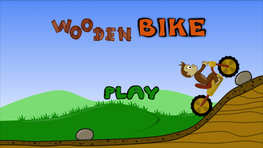 Super Wooden Bike