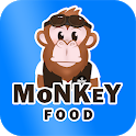 Monkey Food Delivery icon