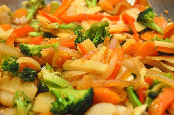 Awesome Stir-fry Sauce Recipe