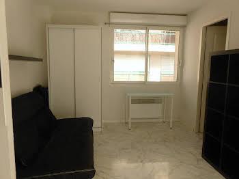 Studio meublé 18,84 m2