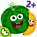 Funny Food Games for Toddlers icon