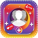 Free followers and likes for Instagram 2020 icon