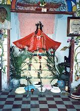 Photo: Autel syncrétique - Templo San Benito - Santiago de Cuba