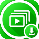 Status Downloader - Share Free Videos, Save Images icon