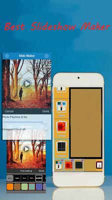 Video Slideshow Maker - Create Video from Photos - screenshot