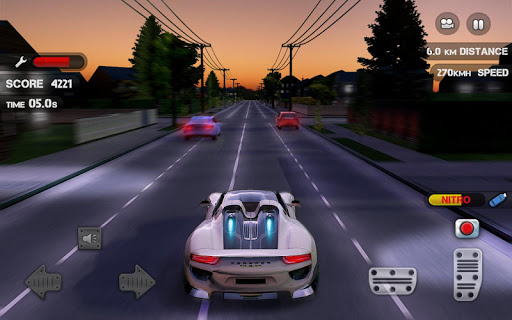 Race the Traffic Nitro android2mod screenshots 6