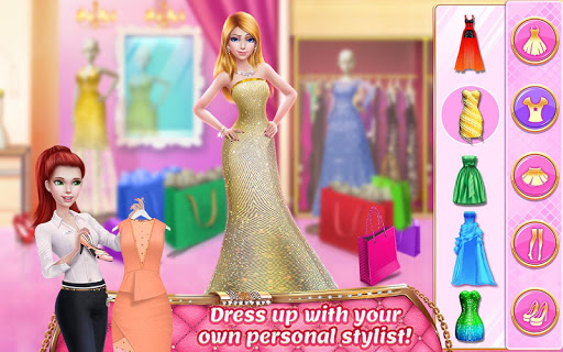 Rich Girl Mall - Shopping Game screenshot 11