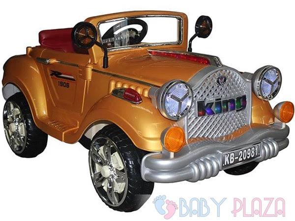 Xe hơi điện trẻ em KB-20981 1