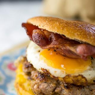 Breakfast MC Bagels.