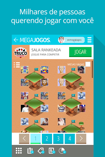 Truco Mineiro Online 3.8.0 screenshots 6
