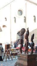 Photo: Piazza Santo Stefano, marzo 2012