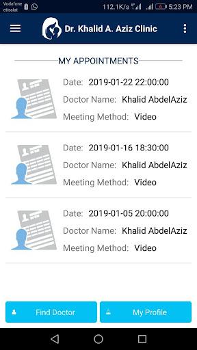 Dr. Khalid A. Aziz Clinic screenshot 5