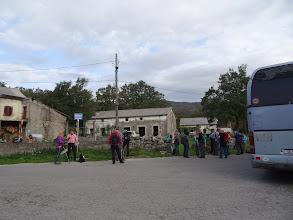 Photo: početak planinarenja u selu Podkilavac (300 m)